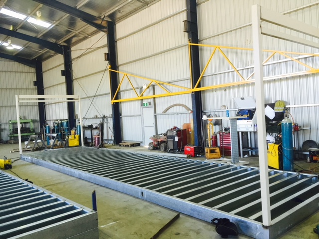steel fabrication sydney